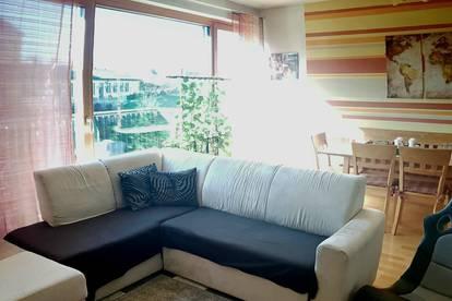 Sonnige Wohnung in ruhiger Lage - mit Balkon und guter Verkehrsanbindung