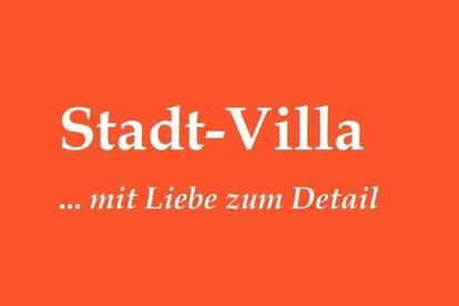 Stadt-Villa mit Liebe zum Detail