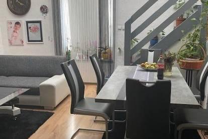 3,5 Zimmer Wohnung auf 2-Etagen