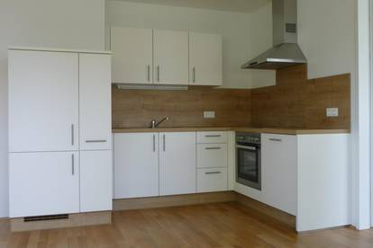 Neuwertige 2 Zimmer Wohnung mit Tiefgarage