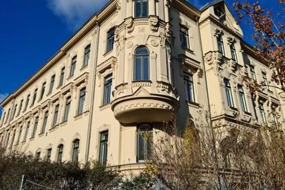 Bestlage in Oberdöbling, 19. Bezirk! Privatverkauf! Großzügige Wohnung in renoviertem historischen Gründerzeithaus!