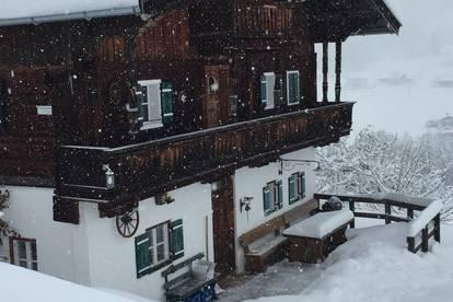 wunderschöner, alter Bauernhof (Skihütte) über Weihnachten und Sylvester zur Untermiete (kurzfristig wieder kündbar)
