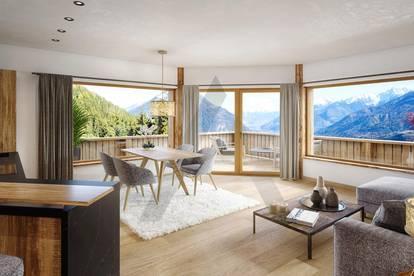 Wohnung mit Panoramablick und 5% FIXE Rendite