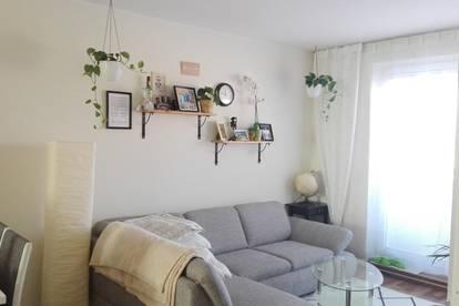 Wohnung möbliert mit Balkon