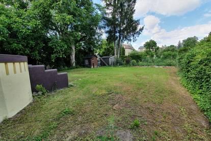Wohntraum Hietzing - idyllisches Einfamilienhaus mit Terrasse & Garten
