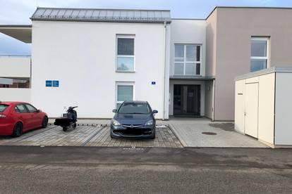 Genossenschaftswohnung eines Neubau-Hauses