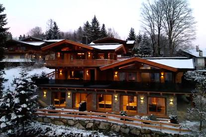 """Traumhaftes """"CHALET Reith""""  in sonniger Hanglage"""