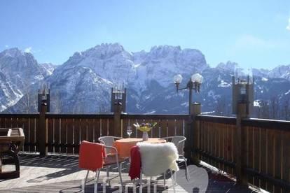 Österreich, Lienz: Hotelanlage