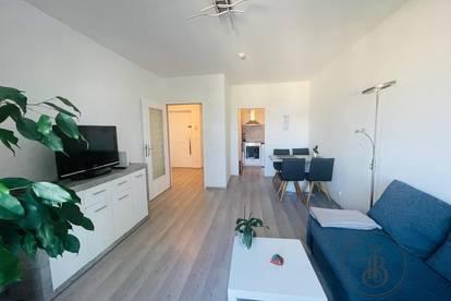 Neusanierte 2 ZI Wohnung mit Loggia und TG Platz - Nähe Klinikum