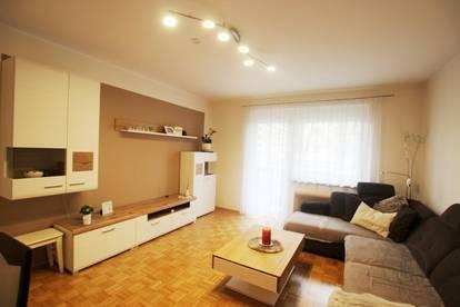 Liebevoll eingerichtete 3 ZI Wohnung mit Loggia in Top Lage