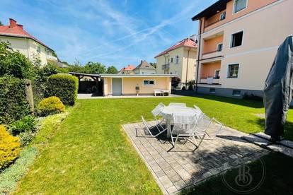 Charmante Altbauwohnung mit Loggia in zentrale Lage in Klagenfurt