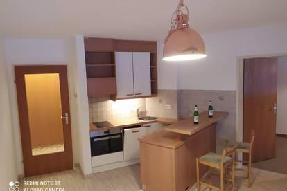 Gemütliche teilmöblierte 1-Zimmer Wohnung für Singles oder Paare in zentraler Lage in Mayrhofen
