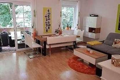 Schöne ruhige Wohnung gut gelegen