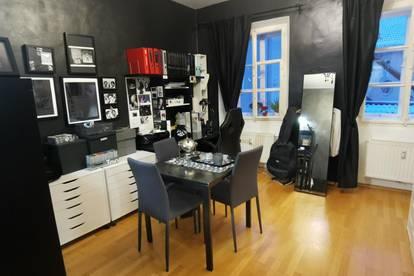 Provisonsfrei 2 Zimmer Wohnung in der Altstadt von Salzburg