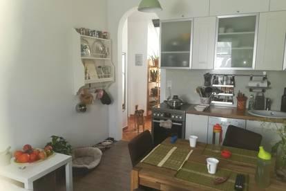 gemütliche kleine Wohnung