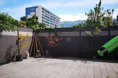 Provisionsfrei!!! Exklusive 90,68 qm Wohnung mit 50 qm Sonnenterrasse