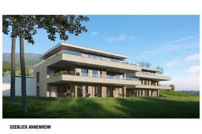 Seeblick Annenheim / Zuhause auf der Sonnenseite des Lebens