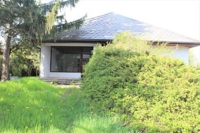 WOHNEN & ARBEITEN - Haus mit Souterrainwohnung - KAUFOPTION !