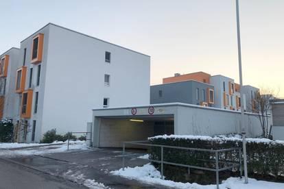 Privat - 2 großzügige Tiefgaragenparkplätze in Linz Urfahr / St. Magdalena zu vermieten