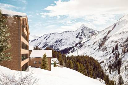 Komfortable 2 Zimmer Investorenwohnung für Ihren Urlaub in den Bergen Top 4.10