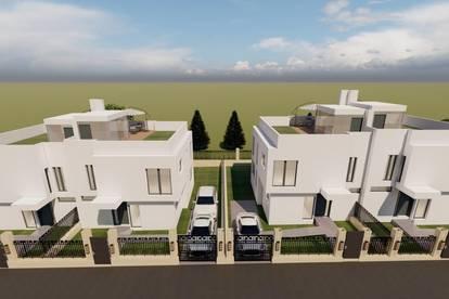 Nur noch 1 Haus verfügbar! Architekten-Doppelhäuser - direkt vom Bauträger