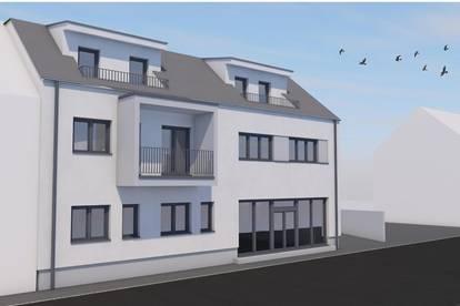 Wohnen in Schattendorf - ERSTBEZUG - 3-Zimmer-Wohnung im Ortszentrum