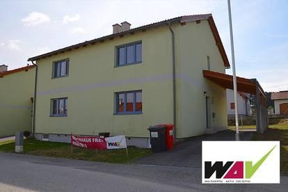 Eckreihenhaus in Schwarzenau/Zwettl