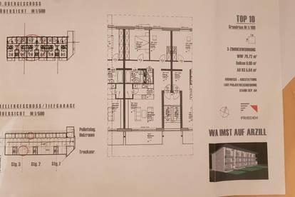 3.Zimmer Wohnung in Imst