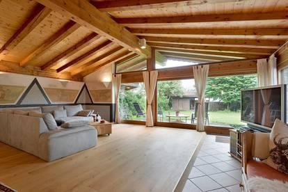 Luxuriöse Ferienwohnung in elegantem tiroler Landhaus