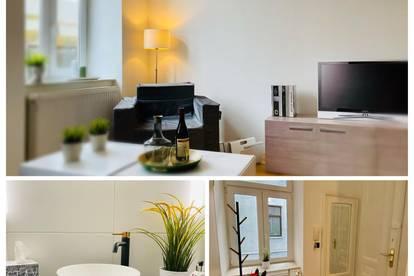Schöne,  neu renovierte Wohnung zum Erstbezug in perfekter Lage und smartem Grundriss. Perfekt für STUDENTEN, SINGLES, BERUFSSTARTER, PENDLER und und und... - provisionsfrei!