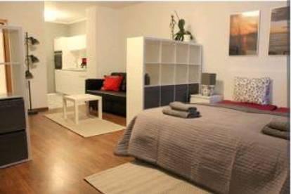 """Ruhige, sonnige """"Loft""""-Wohnung in Wien (13. Bezirk), Nähe U4, zu vermieten"""