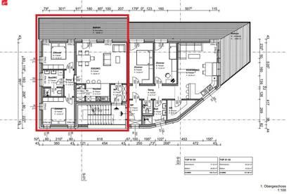 Großzügige Neubauwohnung mit Terrasse und 2 Parkplätzen!