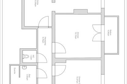 Wohnung 72qm