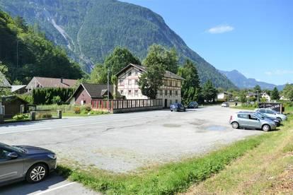 Investorenprojekt am Eingang zum Urlaubsparadies Montafon