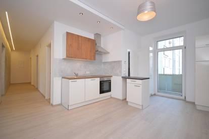 Neuwertig sanierte4-Zimmer Wohnung in Wilten