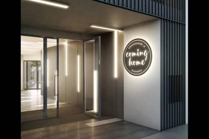 Maklerfrei: Coming Home Korneuburg -  moderne 2 Zimmer-Wohnung in absoluter Toplage.