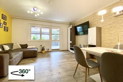 Gepflegte 3-Zimmer-Wohnung mit Terrasse in Götzis