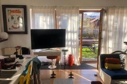 Sonnige Wohnung mit Charakter