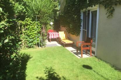 Hietzinger Wohlfühloase mit kleinem Garten