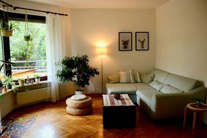 Ruhige und zentrumsnahe Wohnung zur Zwischenmiete (5 Monate)