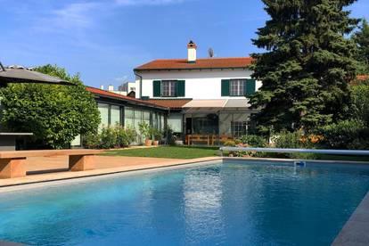 Einzigartige Wohlfühl-Villa nahe Baden