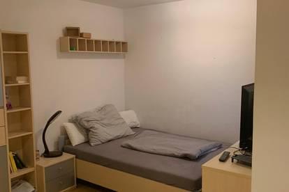 1 Zimmer Wohnung für alleinstehend Berufstätige oder Studierende in Ibk Nähe Kaufhaus West