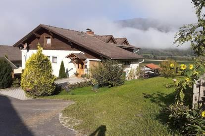Dachgeschosswohnung in Alt Ossiach zu vermieten