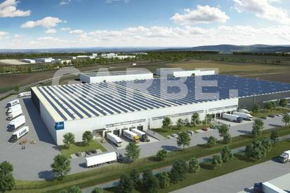 ++ DIREKT VOM EIGENTÜMER ++ ca. 31.700 m² Neubau Hallenfläche, teilbar ab ca. 5.200 m² - direkt an der A3