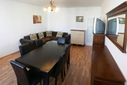 Voll möblierte, sonnig Wohnung nahe TU und Wirtschaftskammer im 6. Liftstock