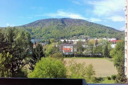 Sonnige 3-Zimmer-Wohnung in Gösting, Miete € 860.- inkl. BK und TG-Platz
