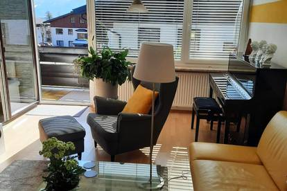 Provisionsfrei: Wunderschöne sonnige 4 Zimmer Wohnung im Salzkammergut am Wolfgangsee zu verkaufen.