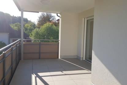 Helle Wohnung 75 qm mit Balkon südseitig in IBM_Eggelsberg zu vermieten