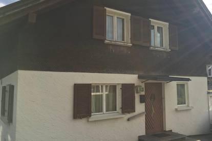 Vermiete Einfamilienhaus in Bildstein