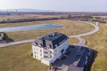 Eigentumswohnung am privaten See